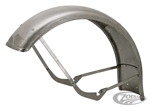 ZODIAC ゾディアック MILITARY STYLE FRONT FENDER 45CI MODELS