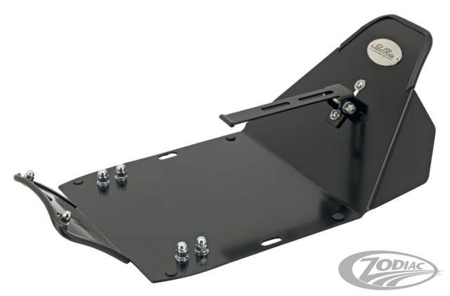 ZODIAC ゾディアック その他シートパーツ LA ROSA SOLO SEAT MOUNT KITS COLOR (SPRING):Black with chrome 2008 to present Touring