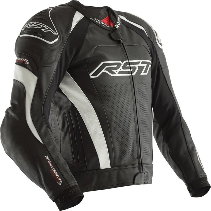 RST アールエスティー レザージャケット TracTech Evo III Leather Jacket ジャケット サイズ:46/56 (XL)