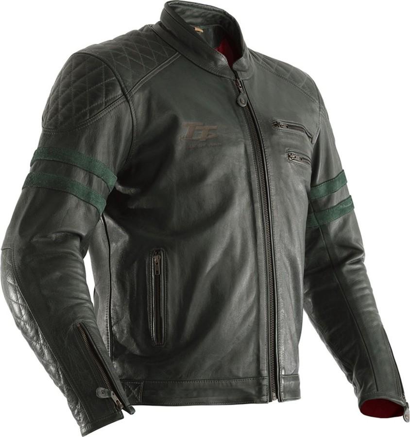 RST アールエスティー レザージャケット IOM TT Hillberry CE Leather Jacket ジャケット サイズ:48/58 (2XL)