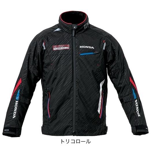 HONDA RIDING GEAR ホンダ ライディングギア レーサーオールシーズンジャケット【Honda×RSタイチ】
