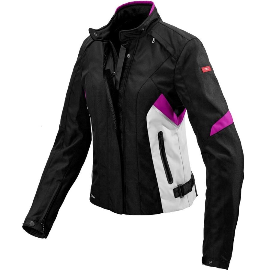 【送料無料】ジャケット SPIDI スピーディー D177-545  SPIDI スピーディー 3シーズンジャケット FLASH H2OUT レディース SIZE:S