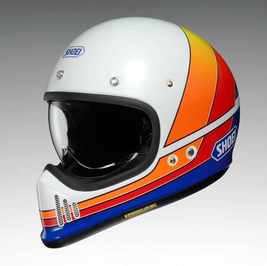 SHOEI ショウエイ フルフェイスヘルメット EX-ZERO EQUATION [イーエックス ゼロ イクエージョン] ヘルメット サイズ:M (57cm) EX-ZERO