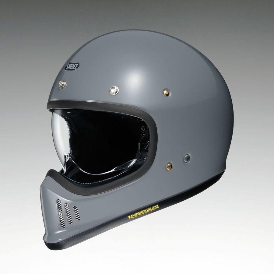 SHOEI ショウエイ フルフェイスヘルメット EX-ZERO [イーエックス ゼロ バサルトグレー] ヘルメット サイズ:XL (61cm)