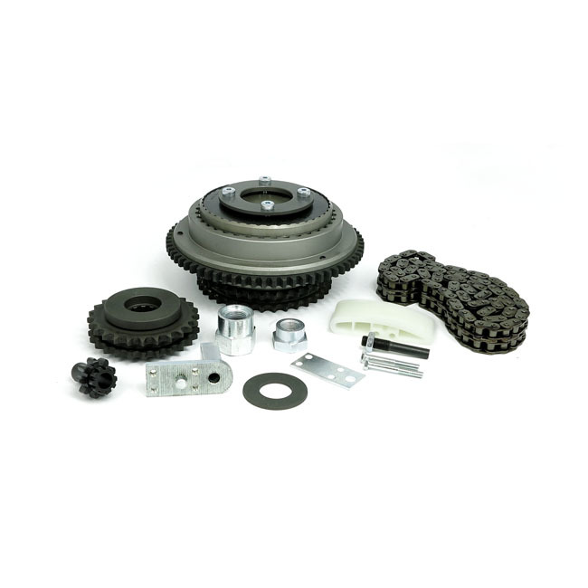 BELT DRIVES LTD. ベルトドライブ クラッチキット - チェーンドライブ【CLUTCH KIT - CHAIN DRIVE】 98-06 B.T.(NU) (EXCL. 2006 DYNA)