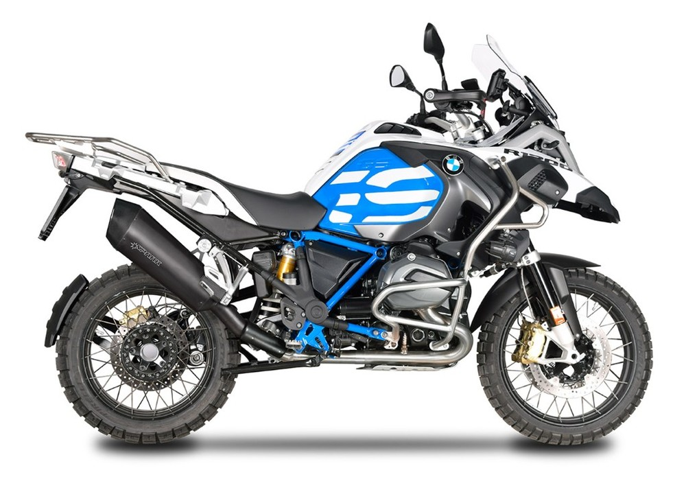 SPARK EXHAUST スパーク マフラー FIGHTER スリップオンサイレンサー R1200GS R1250GS