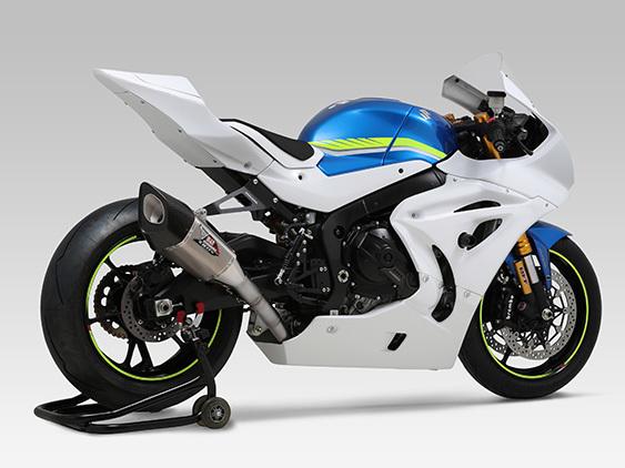 YOSHIMURA ヨシムラ レーシングチタンサイクロン R-11Sq GSX-R1000 GSX-R1000R