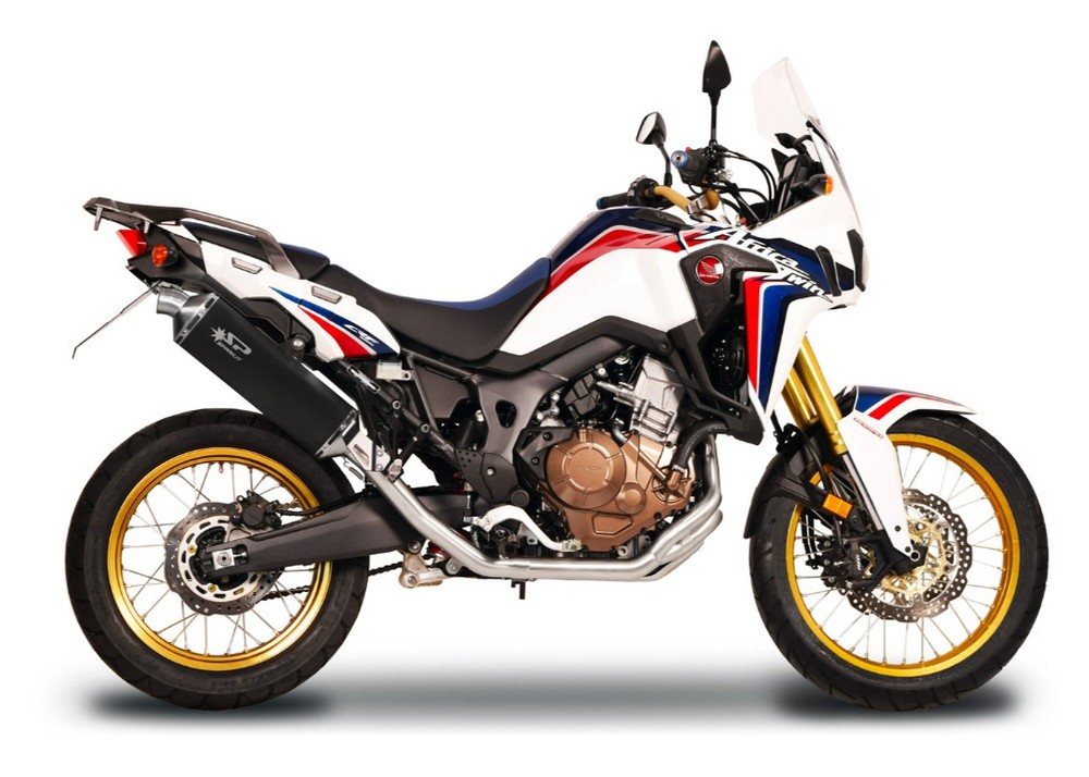 SPARK EXHAUST スパーク マフラー フルエキゾーストマフラー フルエキゾーストシステム AFRICA TWIN Adventure Sport CRF 1000L AFRICA TWIN