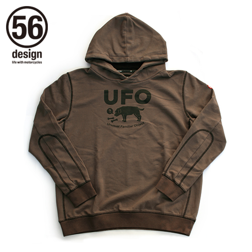 56design 56デザイン カジュアルウェア UFO Parka[UFO パーカー] サイズ:M