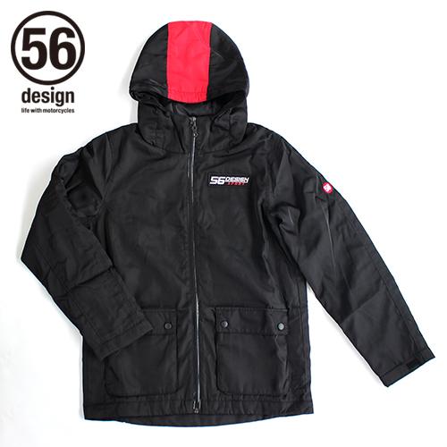 【送料無料】ジャケット 56design 56デザイン 22-1632-005-503  ポイント10倍! 56design 56デザイン ウインタージャケット SPORT Bench Coat[スポーツ ベンチ コート] サイズ:S