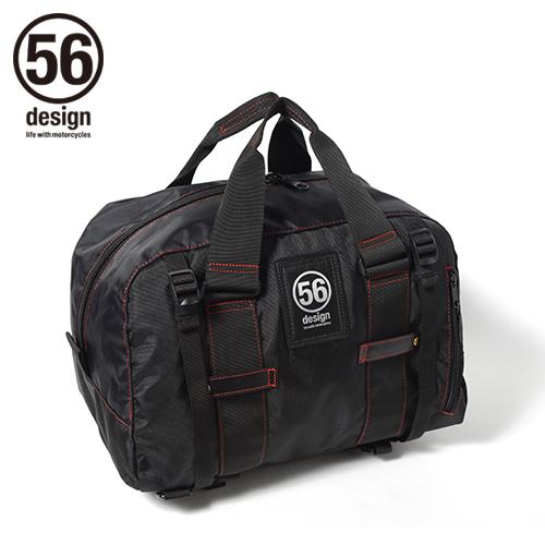 56design 56デザイン その他バッグ Touring Boston & Back Pack BD[ツーリング ボストン & バックパック BD]