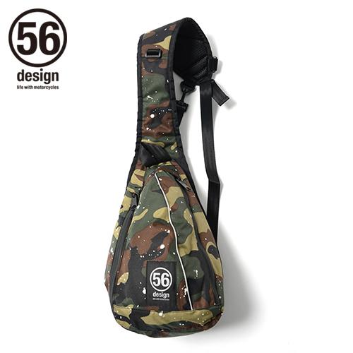 56design 56デザイン ショルダーバッグ Waterproof Pineapple Bag[ウォータープルーフ パイナップル バッグ]