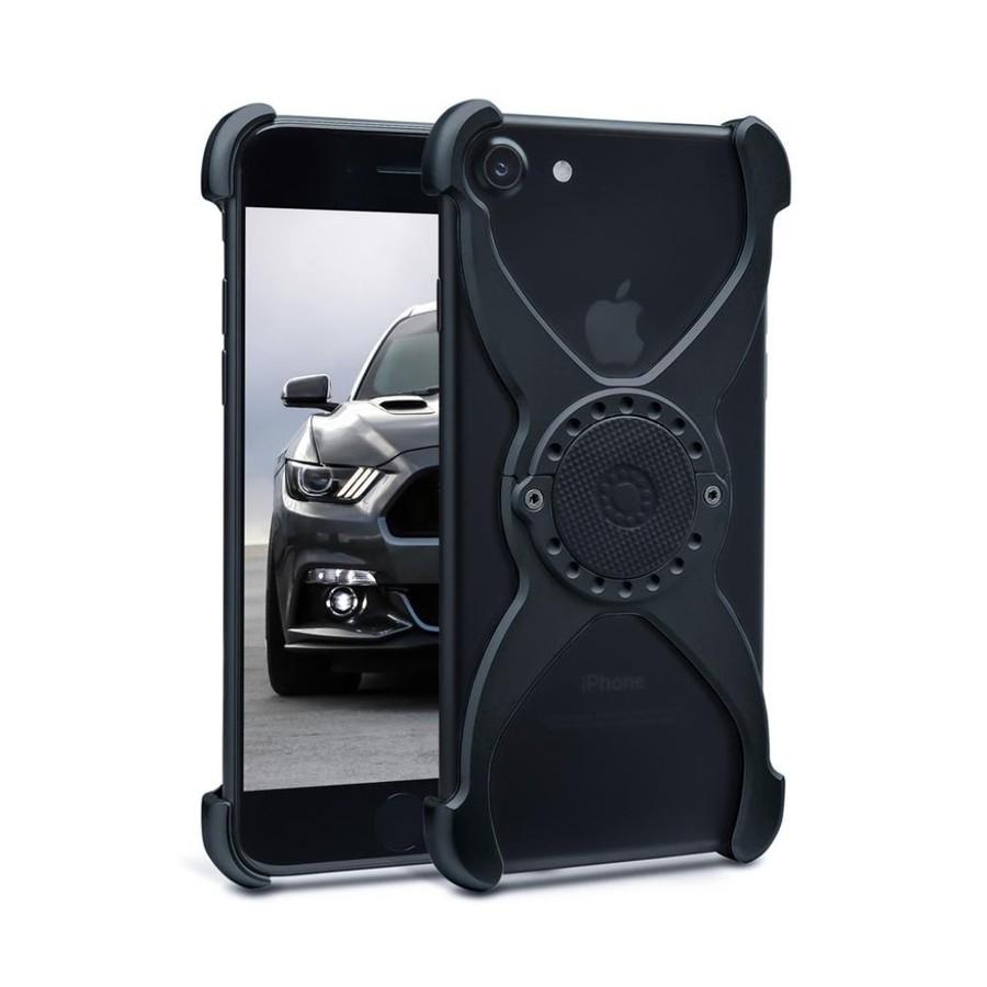 ROKFORM ロックフォーム スマートフォンケース Predator シリーズ iPhone 8 / 7 / 6 カラー:ブラック