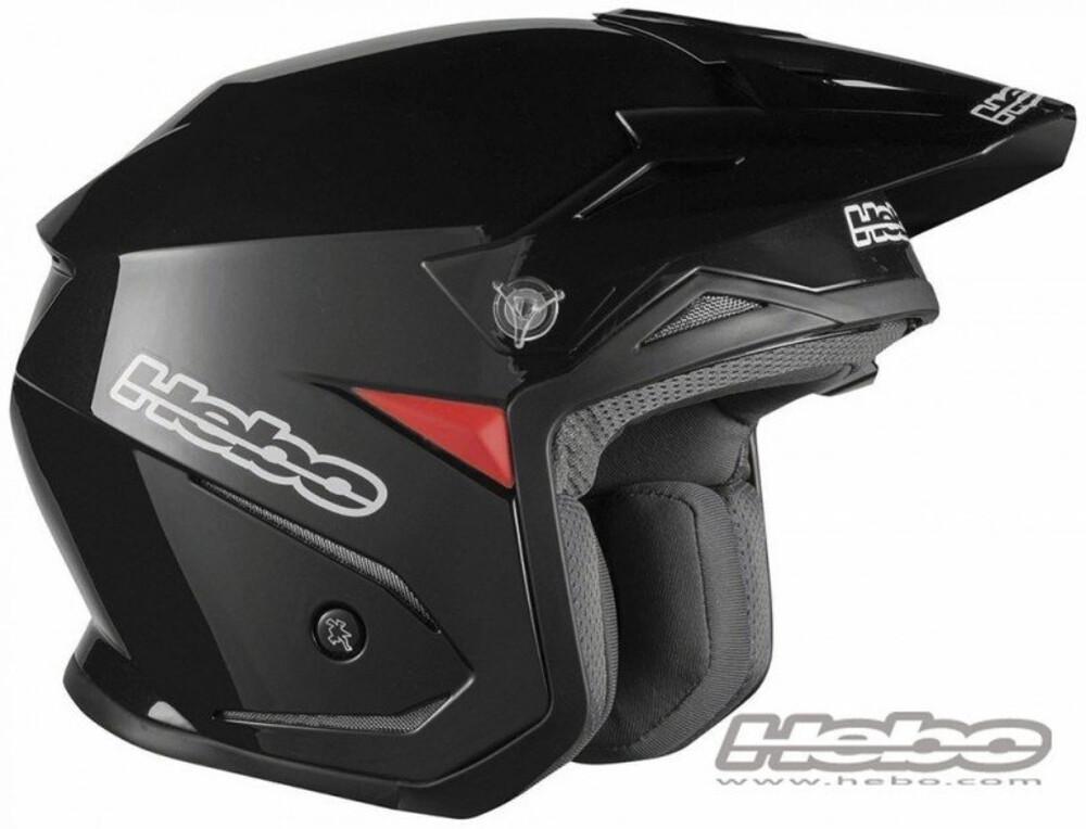 HEBO エボ オフロードヘルメット ZONE5 モノカラー ヘルメット サイズ:XXL(63-64)