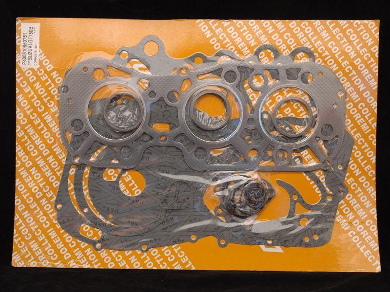 DOREMI COLLECTION ドレミコレクション ガスケットセット GT750
