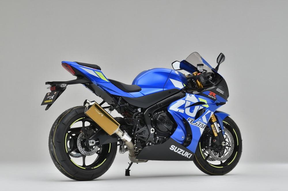 ヤマモトレーシング YAMAMOTO RACING SPEC-A スリップオンマフラー TYPE-S GSX-R1000R