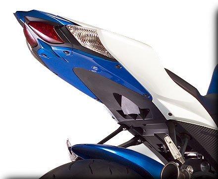 HOT BODIES RACING ホットボディーズ レーシング フェンダーレスキット アンダーテール (フェンダーレス) カラー:パール スプラッシュホワイト - 09-13 1000 [206961] GSX-R1000
