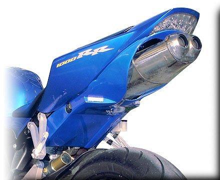 HOT BODIES RACING ホットボディーズ レーシング フェンダーレスキット アンダーテール (フェンダーレス) カラー:ウイニングレッド - 04-07 [209067] CBR1000RR 2004-2007