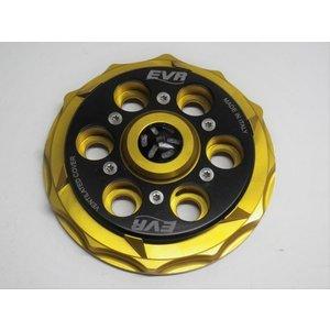 EVR イーヴィーアール クラッチ ベンチレーテッドプレッシャープレート ベースキット カラー:ブラック