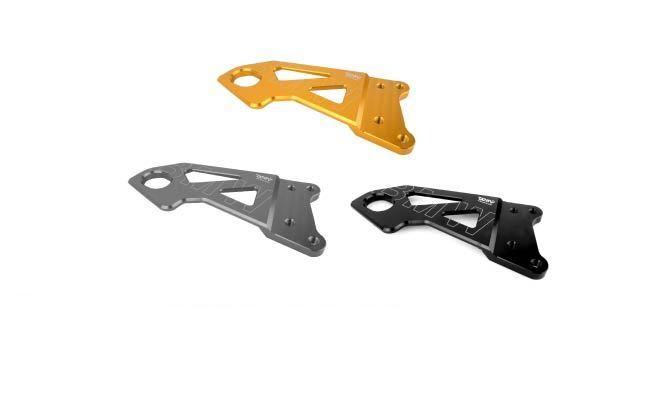 Dimotiv ディモーティヴ マフラーステー類 エキゾーストサポートブラケット (Exhaust Support Bracket) COLOR:GOLD C600 SPORT 2012-15 C650 GT 15-16