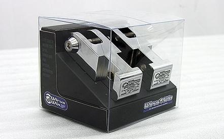 WirusWin ウイルズウィン 車高調整関係 メッキタイプローダウンブラケット XMAX 2BK-SG42J