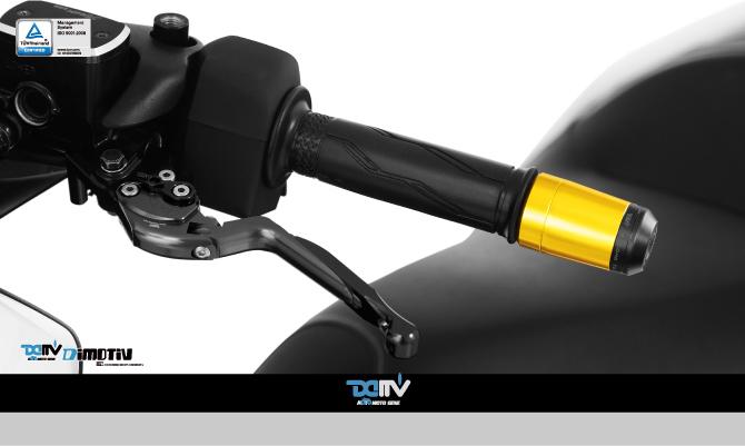 Dimotiv ディモーティヴ ガーディアン ラージバーエンドウェイト(Large Bar End Weight - Guardian) XMAX 300