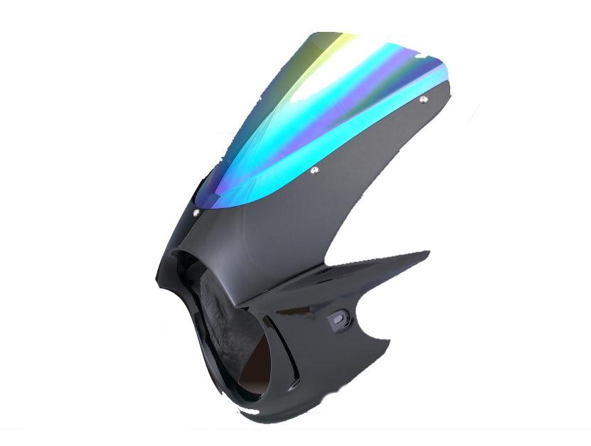 Force-Design フォルスデザイン ビキニカウル エンデュランススクリーン ホーネット250