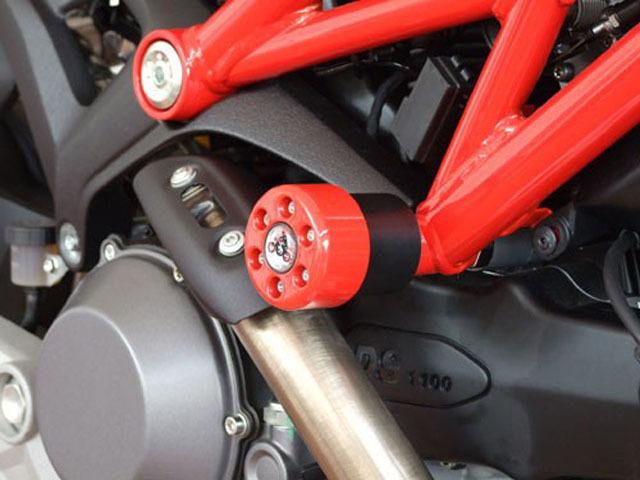 P&A International パイツマイヤーカンパニー クラッシュパッド X-Pad Monster 1100 Monster 1100 Evo Monster 696 Monster 796 Streetfighter Streetfighter S 1100