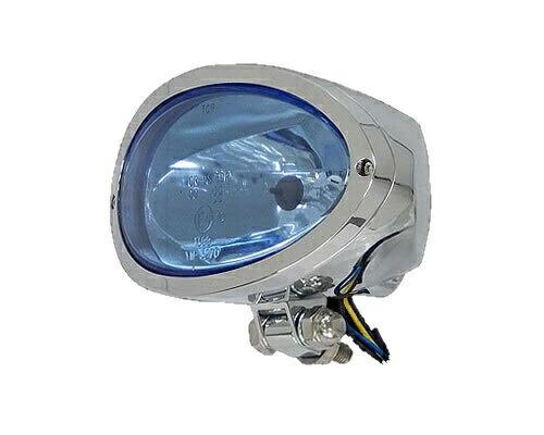 Neofactory ネオファクトリー ビレットオーバルヘッドライト 汎用