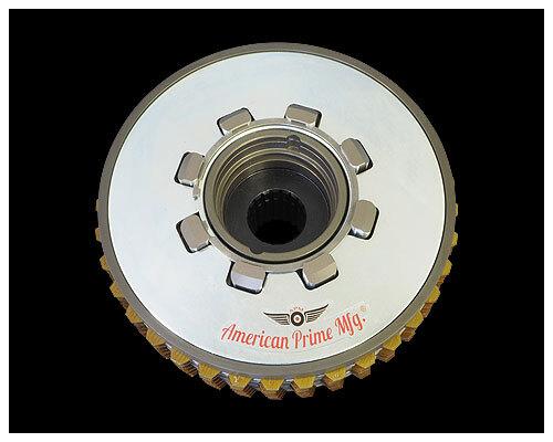 Mfg(アメリカンプライム)】 Neofactory コンプマスタークラッチ APM SPORTSTERファミリー Prime 【American ネオファクトリー 湿式、乾式共有