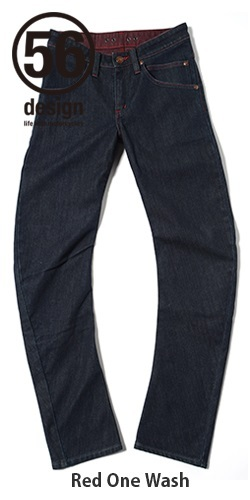 56design56デザイン デニムパンツジーンズ 56designxEDWIN 数量限定アウトレット最安価格 056 Rider Jeans 56デザイン 店 レディース WILD 56design FIRE