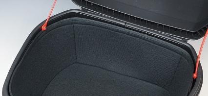 ROUGH 人気ショップが最安値挑戦 ROADラフ お買得 ロードラフアンドロード バッグボックス類取り付けステー ハードトップケース48L用 インナークッション ロード ラフ ROAD