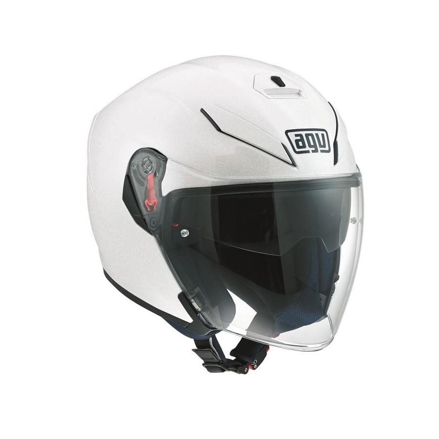 AGV エージーブイ ジェットヘルメット K-5 JET ヘルメット(K-5 JET SOLID) サイズ:L(59-60cm)