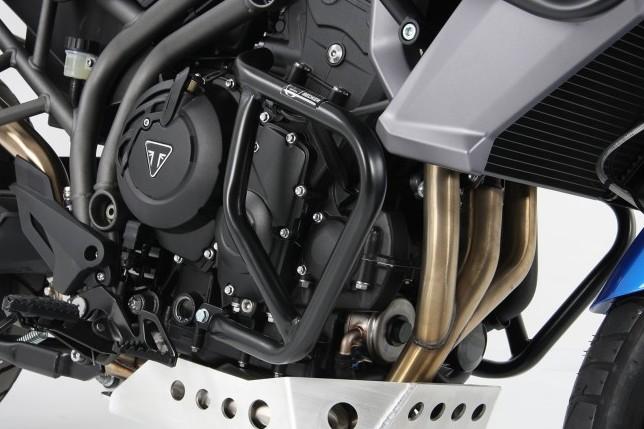 【イベント開催中!】 HEPCO&BECKER ヘプコ&ベッカー ガード・スライダー エンジンガード TIGER800XC TIGER800XCx