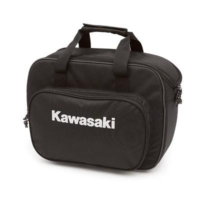 【正規取扱店】 US KAWASAKI Liter 北米カワサキ純正アクセサリー トップケース・テールボックス Case, 39Lトップケースインテリアバッグ (KQR(TM) 39 KAWASAKI Liter Top Case, Liner), 大杉走輪:9870f123 --- canoncity.azurewebsites.net