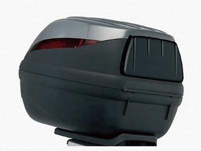 US KAWASAKI 北米カワサキ純正アクセサリー 39L トップケースバックレスト パッド (KQR(TM) 39 Liter Top Case,Top Case Backrest Pad)