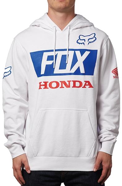 【イベント開催中!】 フォックス カジュアルウェア 【FOX×HONDA】 ベーシック プルオーバー フーディー サイズ:XL
