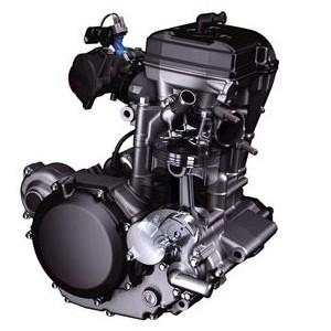 US KAWASAKI 北米カワサキ純正アクセサリー KAWASAKI コンペティション車両エンジンアセンブリ (Kawasaki Competition Vehicle Engine Assemblies) KX 450F 2010 KX 450F 2011