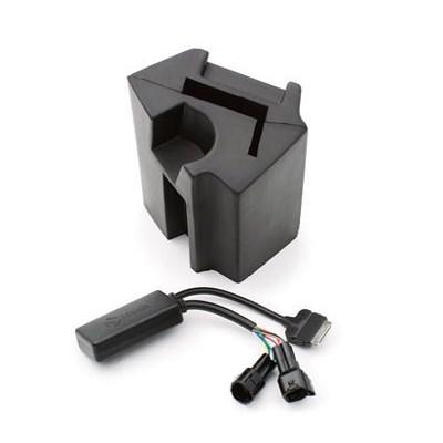 US KAWASAKI 北米カワサキ純正アクセサリー 各種電子機器マウント・オプション iPod (R) アダプターキット (iPod(R) Adaptor Kit)
