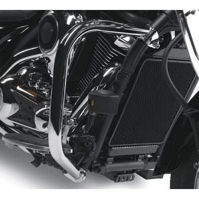 US KAWASAKI 北米カワサキ純正アクセサリー ガード・スライダー エンジン ガード クローム (Engine Guard,Chrome)