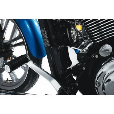 US KAWASAKI 北米カワサキ純正アクセサリー エンジン ブラケット クローム  (Engine Bracket - Chrome)