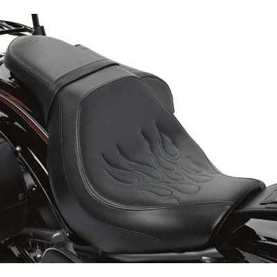US KAWASAKI 北米カワサキ純正アクセサリー シート本体 シート ゲルフレイム (Seat - Gel Flame)