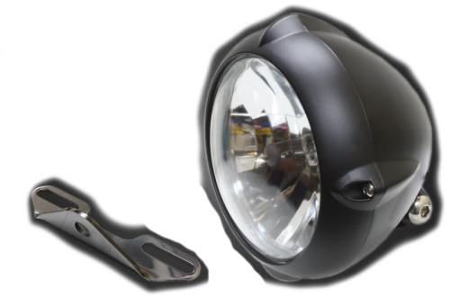 ガレージT&F 5.75インチビンテージライト&ライトステー(タイプB)キット イントルーダークラシック400