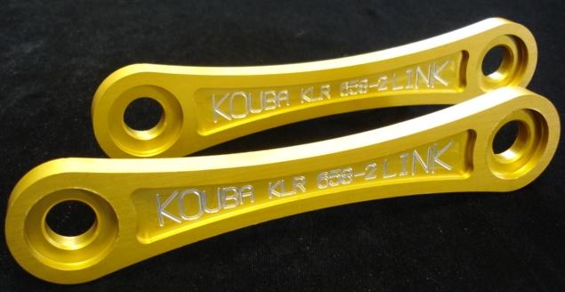 koubalink コウバリンク ローダウンリンク KLR650 08-up
