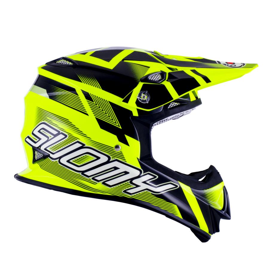 SUOMY スオーミー オフロードヘルメット MR.JUMP スペシャル ヘルメット サイズ:S(55-56cm)