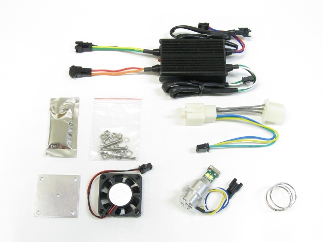 PROTEC プロテック 各種バルブ LB7-ZM LEDヘッドライトバルブ ズーマーX(タイ仕様) 16