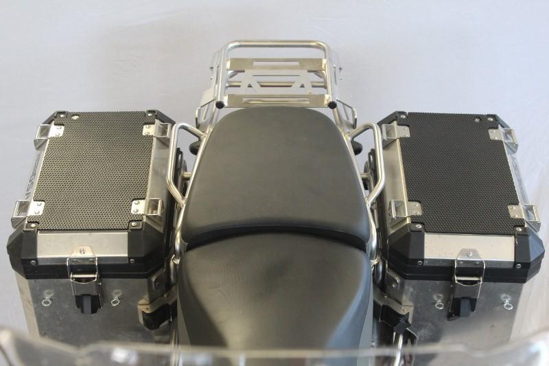 Techspec テックスペック サドルボックスカバー R1200GS Adventure