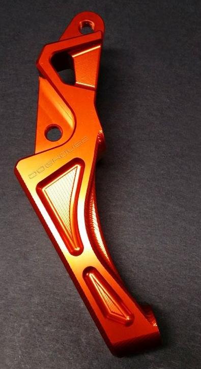 DOGHOUSE ドッグハウス BWS-Rキャリパーサポート for ラジアルマウントキャリパー100mm(245mm disc) カラー:Orange BWS R