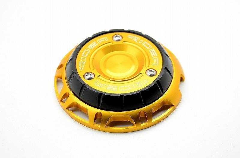 リデア エンジンカバー RIDEA エンジンプロテクター カラー:ゴールド グロム