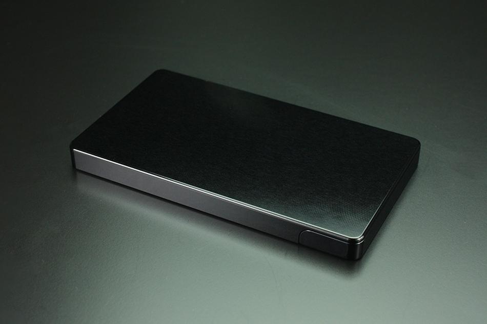 GILD design ギルドデザイン その他グッズ ジュラルミン削り出し名刺入れ 「ソリッド」 カラー:ブラック